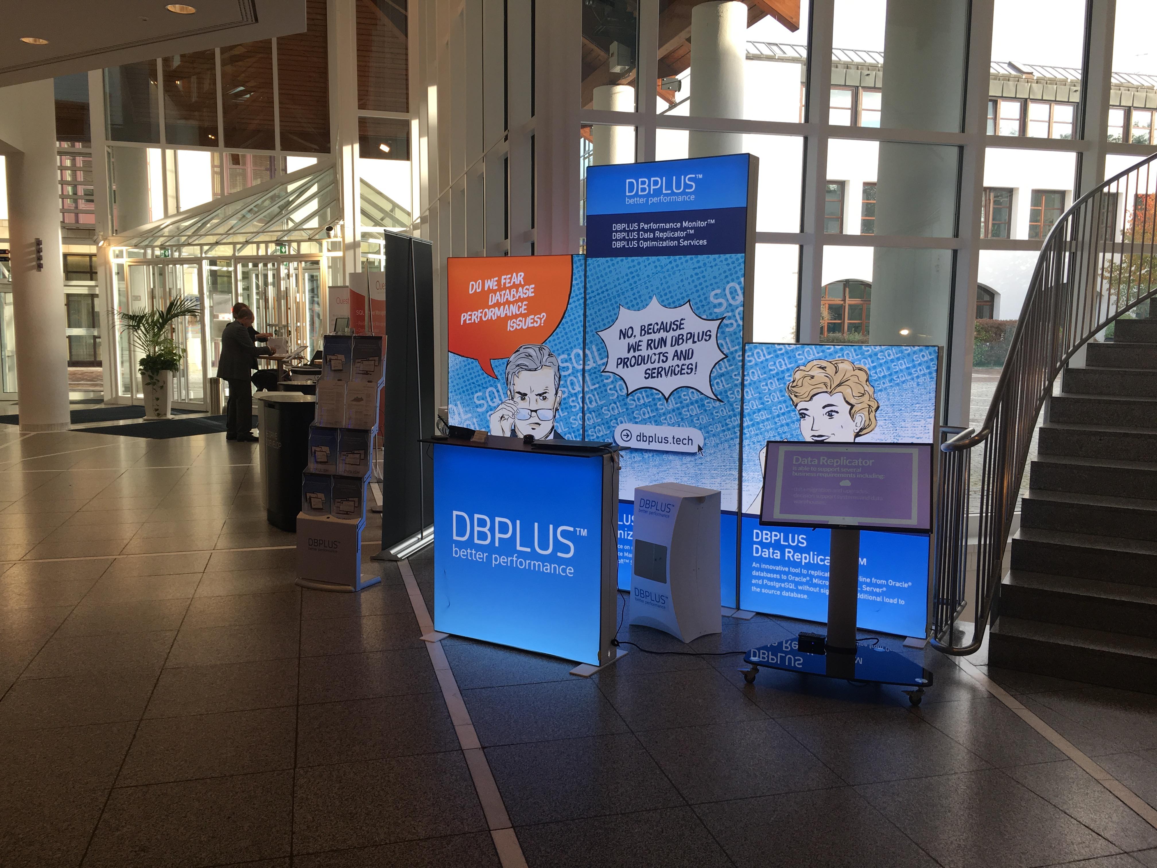 zdjęcie do artykułu:webtelligence to show DBPLUS portfolio at SQLdays conference October 10-11, 2017